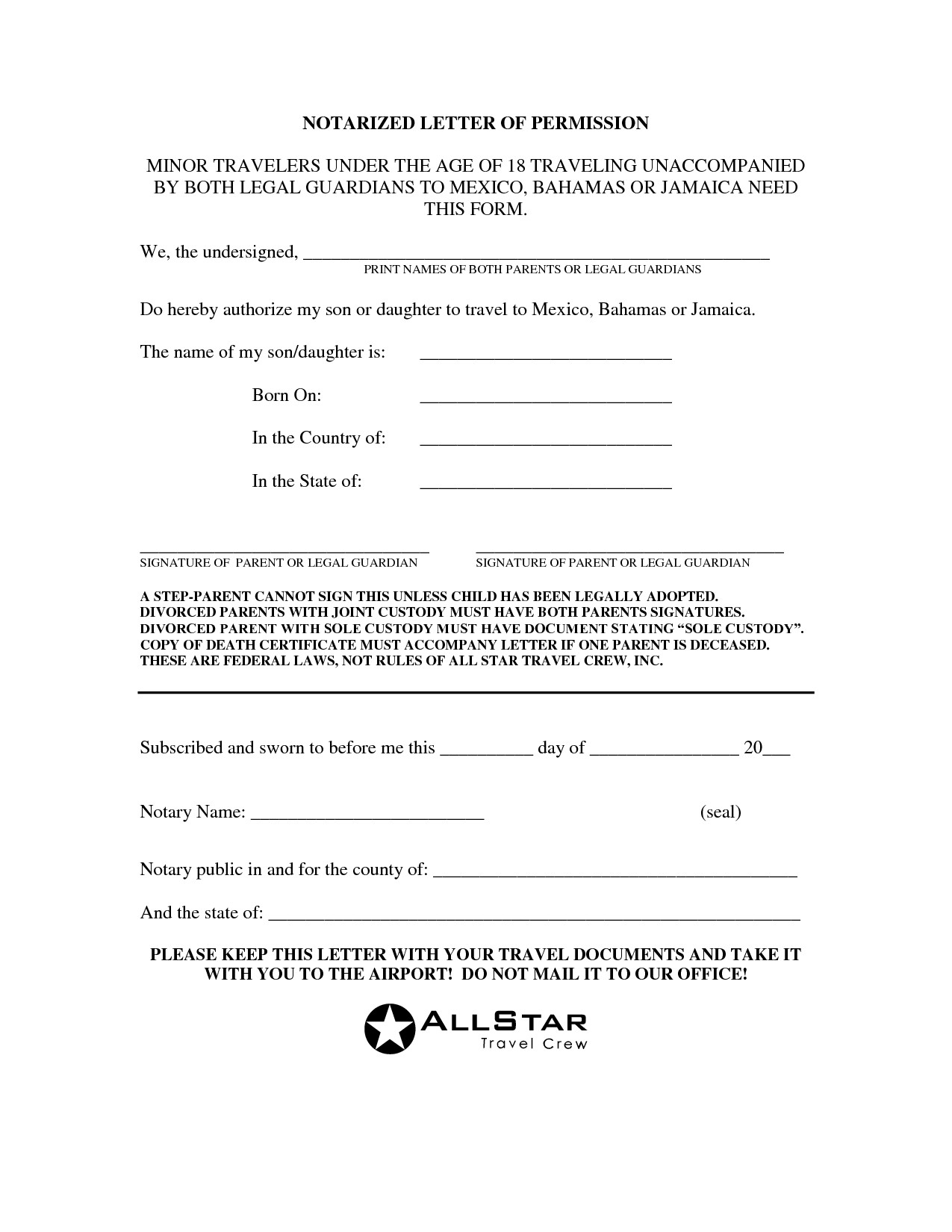 Notary Letter Template - How to Write A Letter that Needs to Be Notarized Image Collections