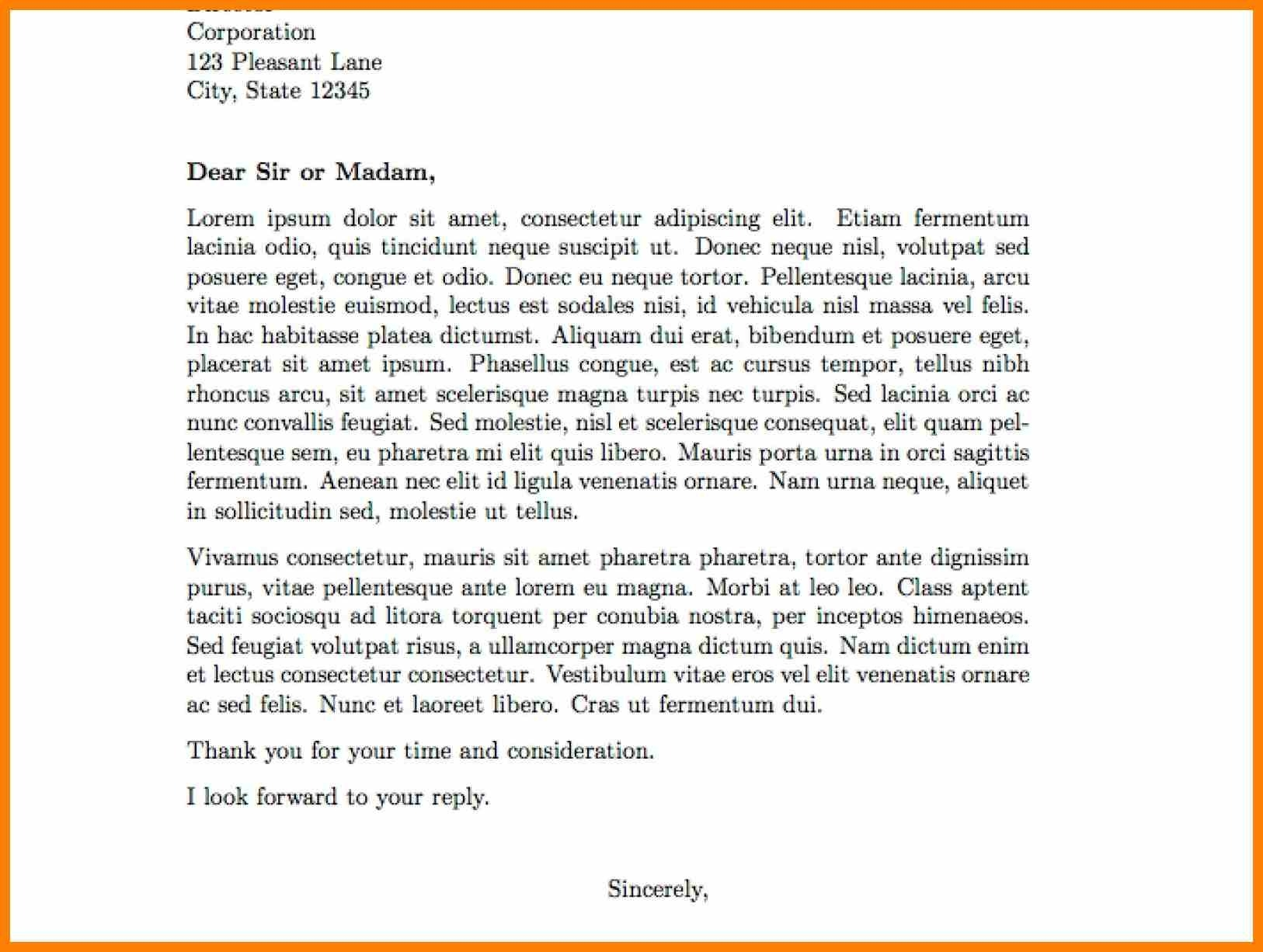Mission Letter Template - How to Write A Missionary Support Letter Choice Image Letter