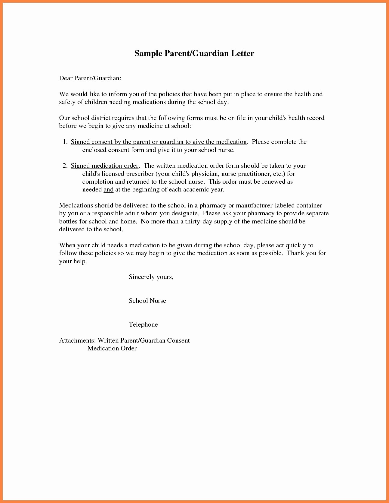 Parent Permission Letter Template - How to Write A Permission Letter Sample Choice Image Letter format