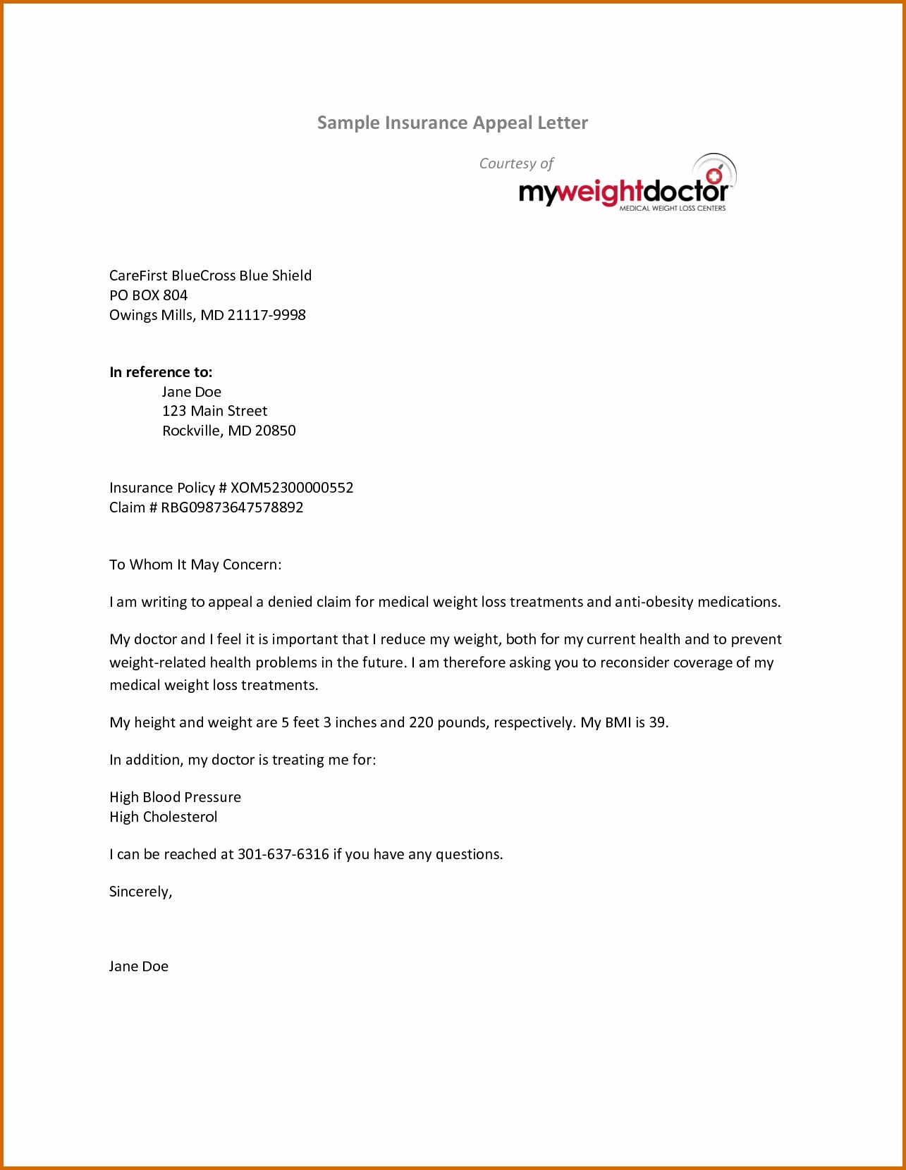 Insurance Cancellation Letter Template - How to Write A Timeshare Cancellation Letter Letter format