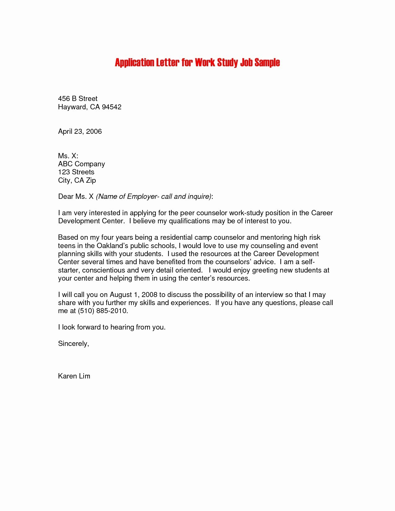 Letter Of Interest Template Pdf - Ideas Of Offer Letter Templates In Doc 50 Free Word Pdf Documents