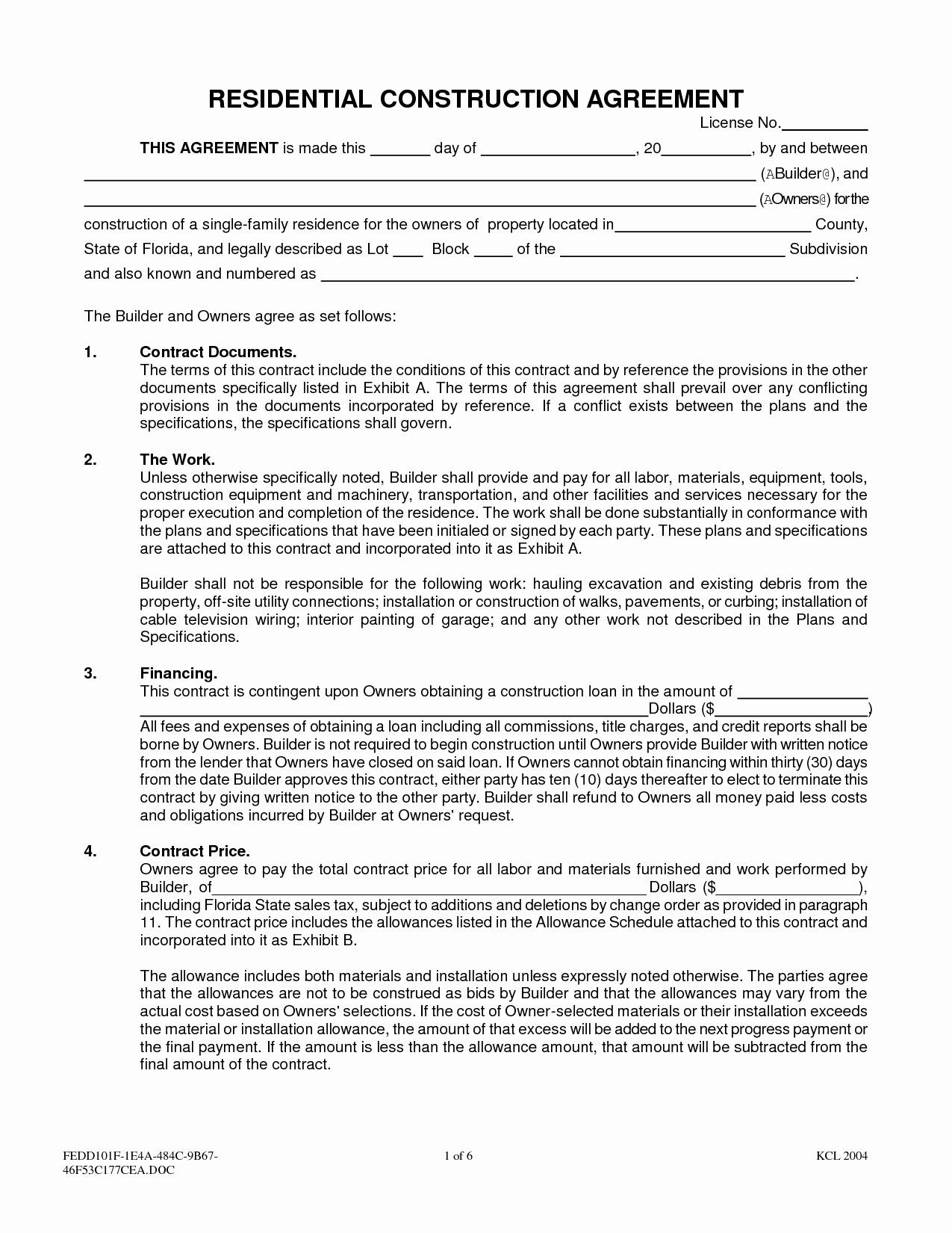 Interior design letter of agreement template examples - Interior design contract template ...