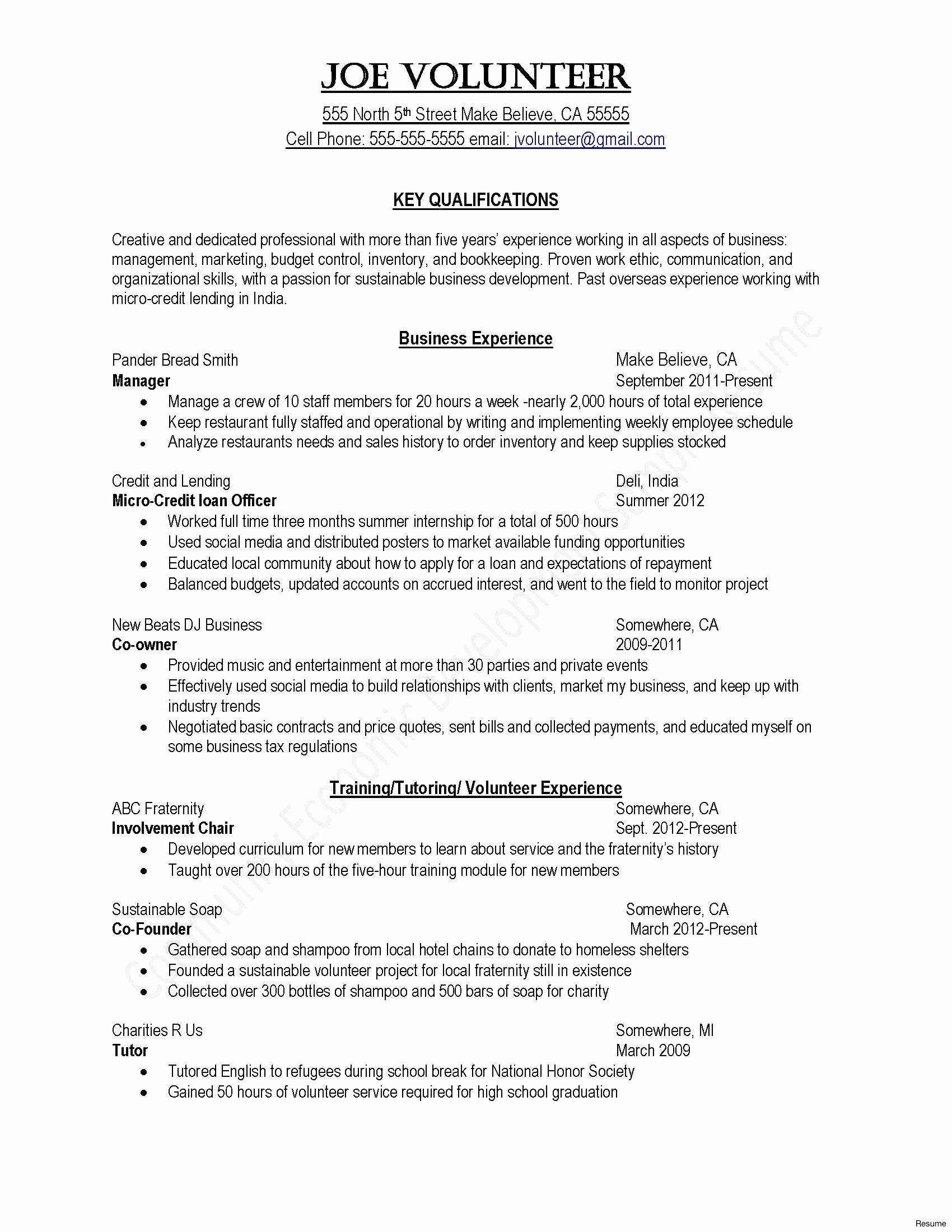 Resume Cover Letter Template Word - Law Enforcement Resume Template Unique Resume Cover Letter Template