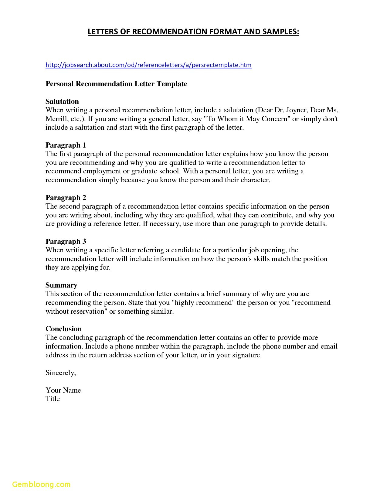 Free Scholarship Recommendation Letter Template - Letter Re Mendation Template for College Admission New College
