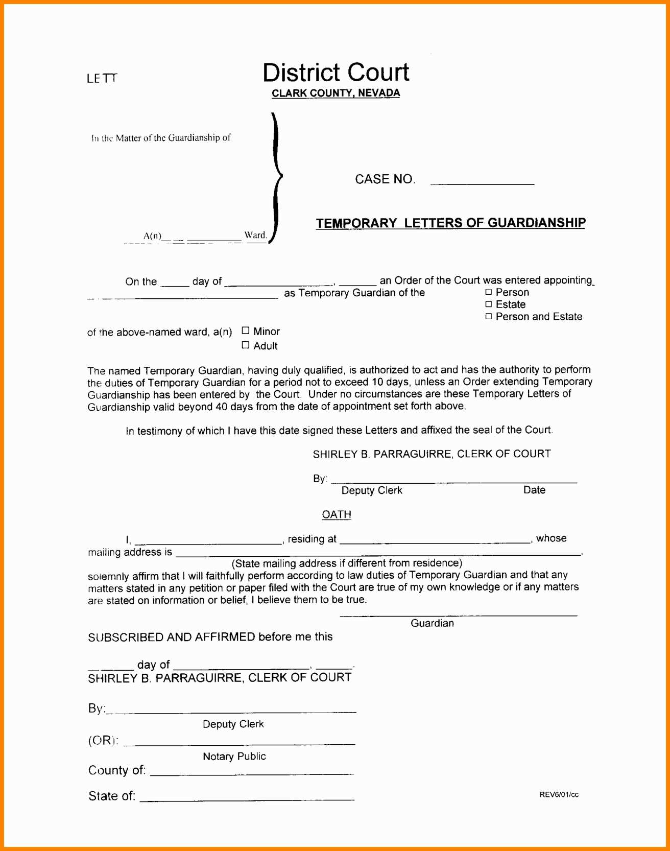 Temporary custody letter template examples letter templates temporary custody letter template letter to judge template insrenterprises best solutions of character spiritdancerdesigns Gallery