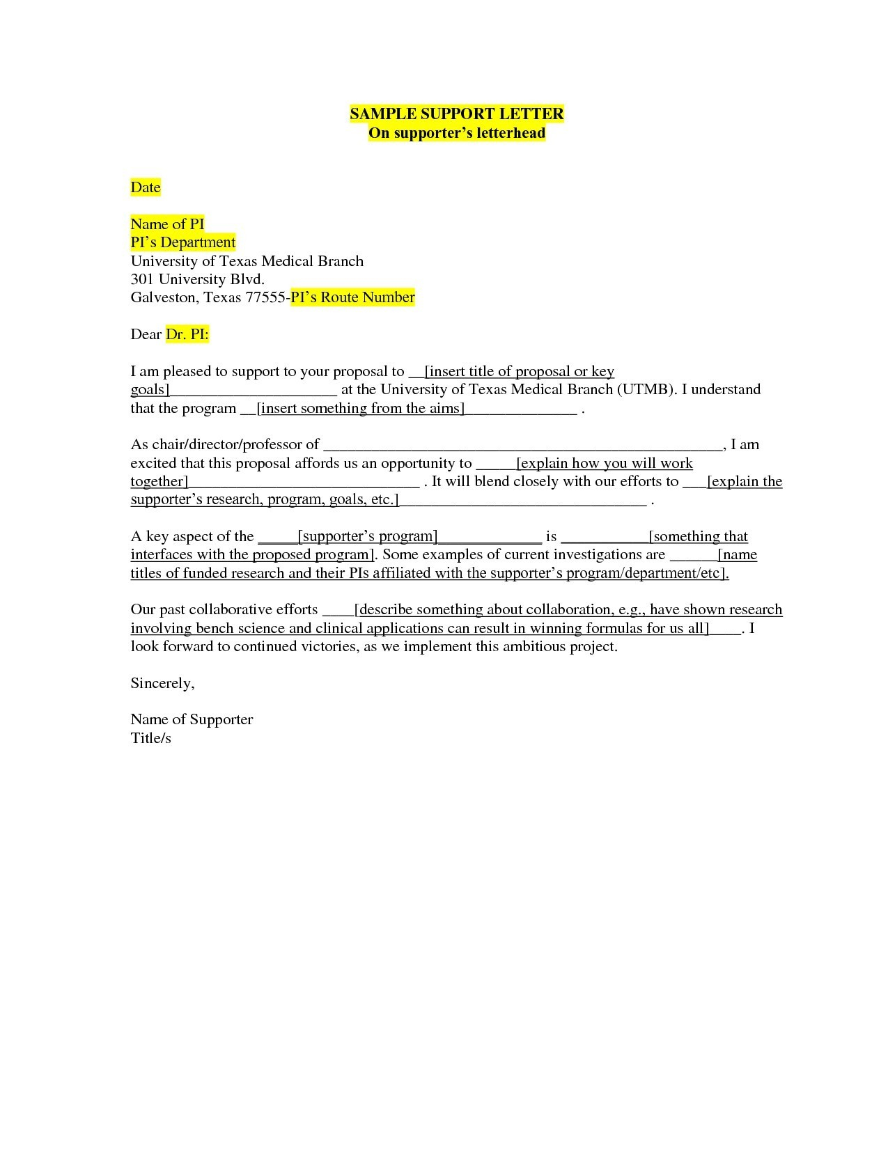 mission support letter template letter to the home fice immigration template best sample parole