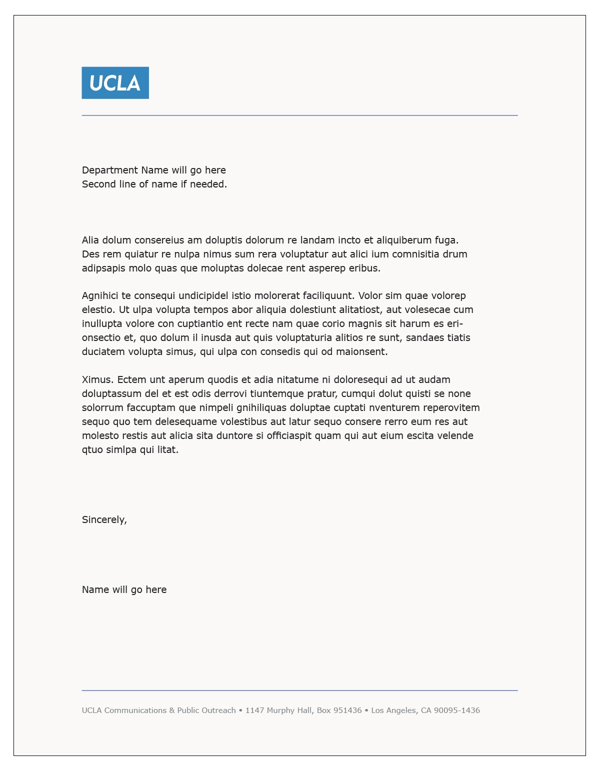 Professional Letter Heading Template - Lindatellingtonjones Resume formats and Template Frees