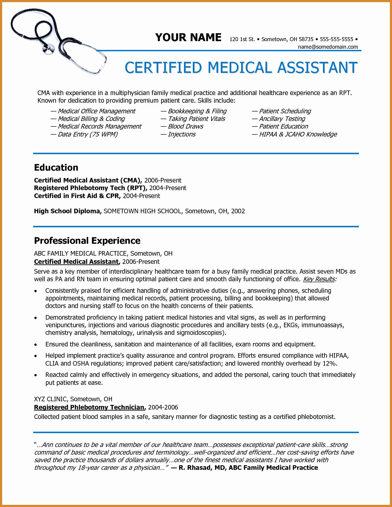 Medical Scribe Cover Letter Template - Medical Scribe Cover Letter Template Lovely Example Medical Billing