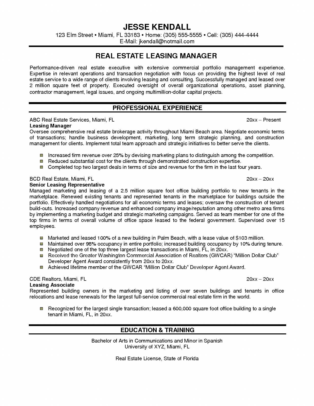 real estate commission letter template example-mercial property manager resume samples Building Manager Resume Interested in be ing a building manager Learn about making a building manager 6-k