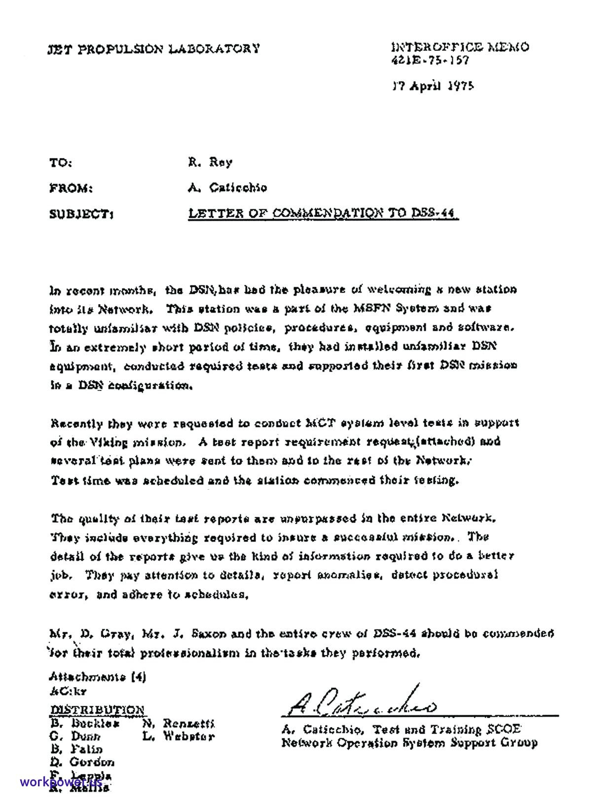 Letter to Troops Template - Military Letter Re Mendation