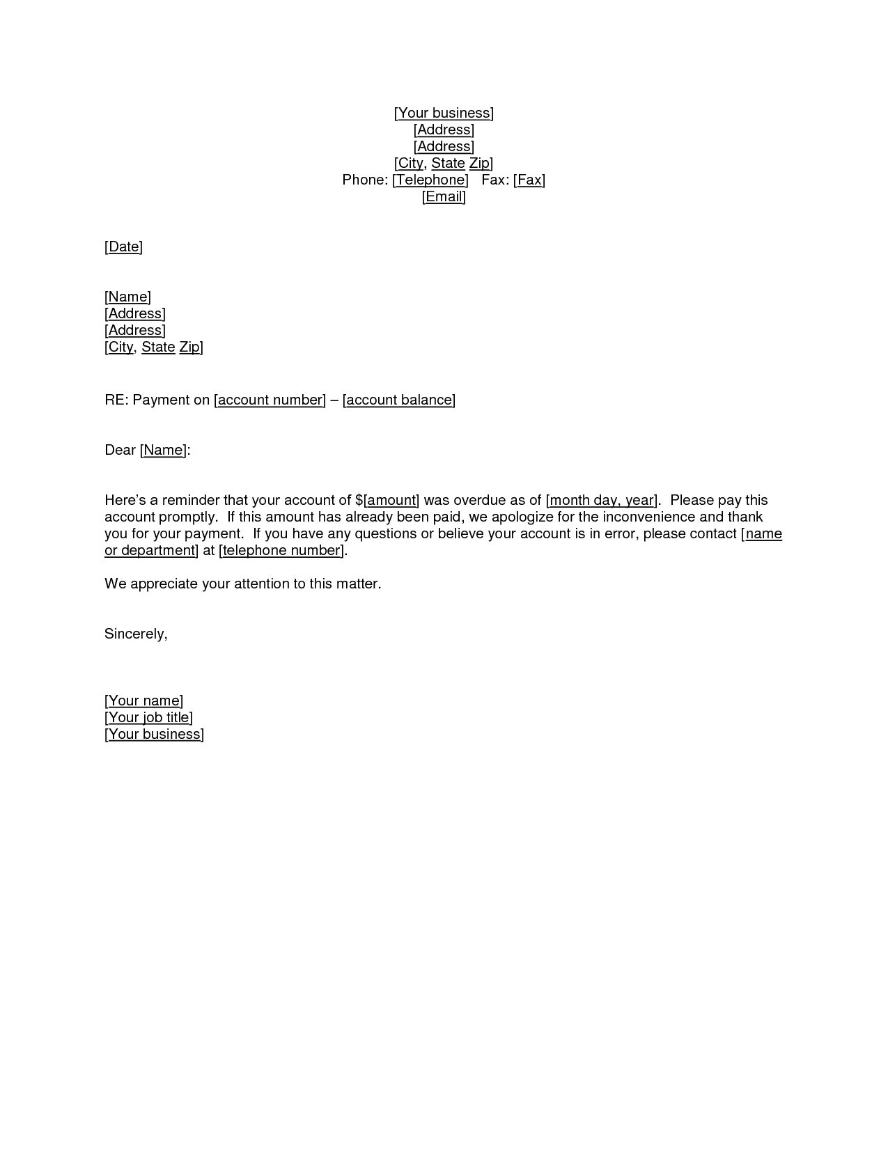 Patient Recall Letter Template - New Debt Validation Letter Template