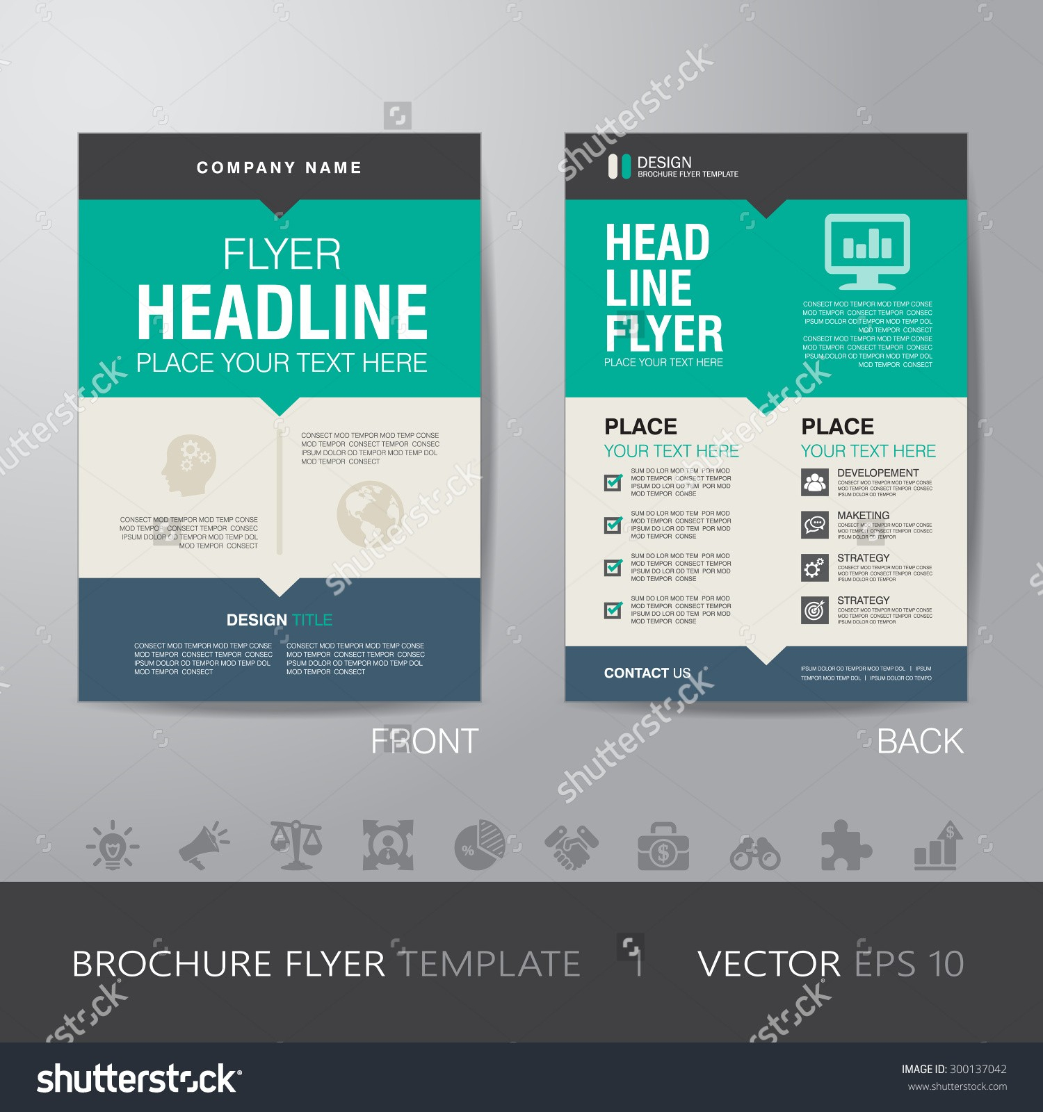 Letter Size Tri Fold Brochure Template - New Google Docs Tri Fold Brochure Template