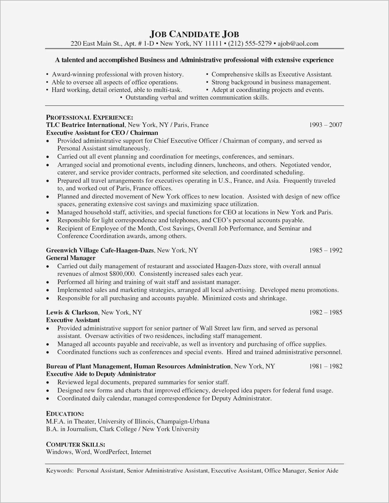 Open Office Cover Letter Template - Open Fice Database Templates