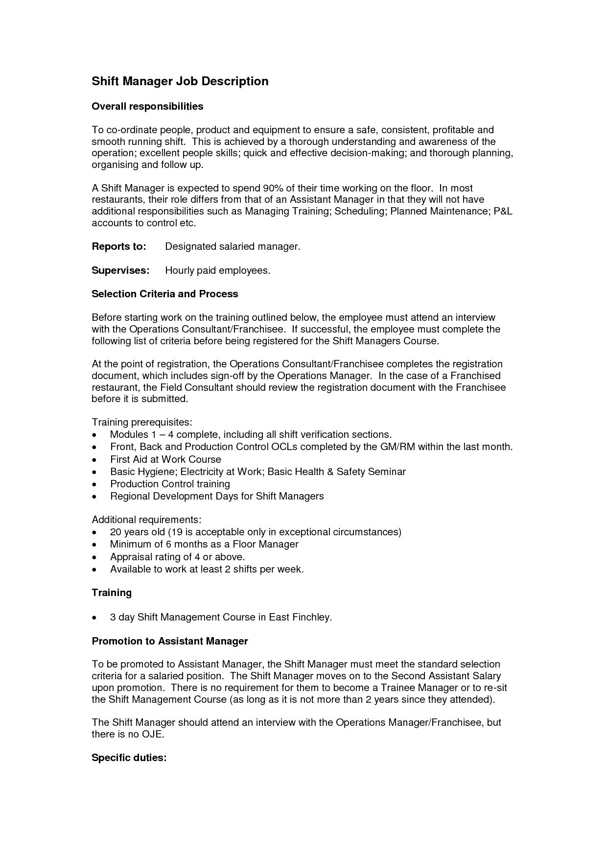 Cover Letter Template Retail Manager - Operations Manager Resume Beautiful New Programmer Resume Lovely