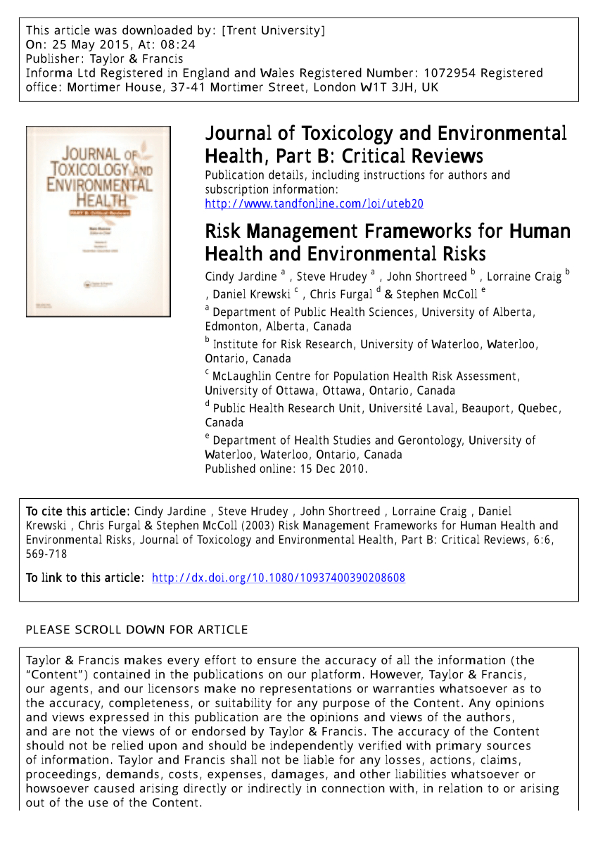 Letter Of Medical Necessity Fsa Template - Pdf Risk Management Frameworks for Human