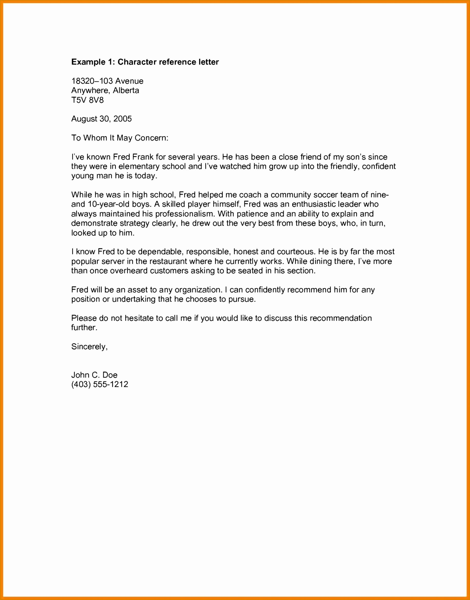 Letter Of Recommendation Request Template Collection Letter Templates