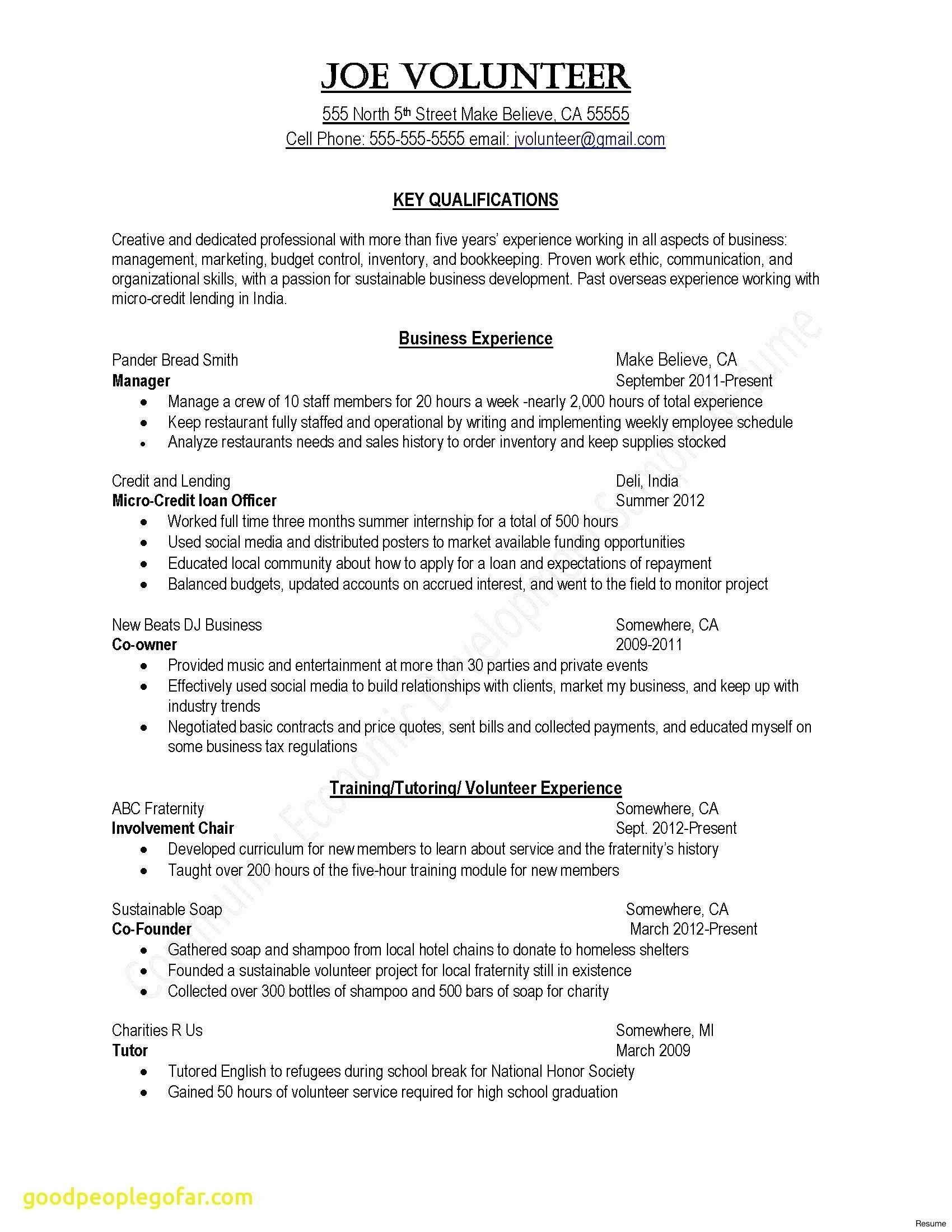Volunteer Hours Confirmation Letter Template - Possible Job Opportunity Letter Refrence Sample Job Verification