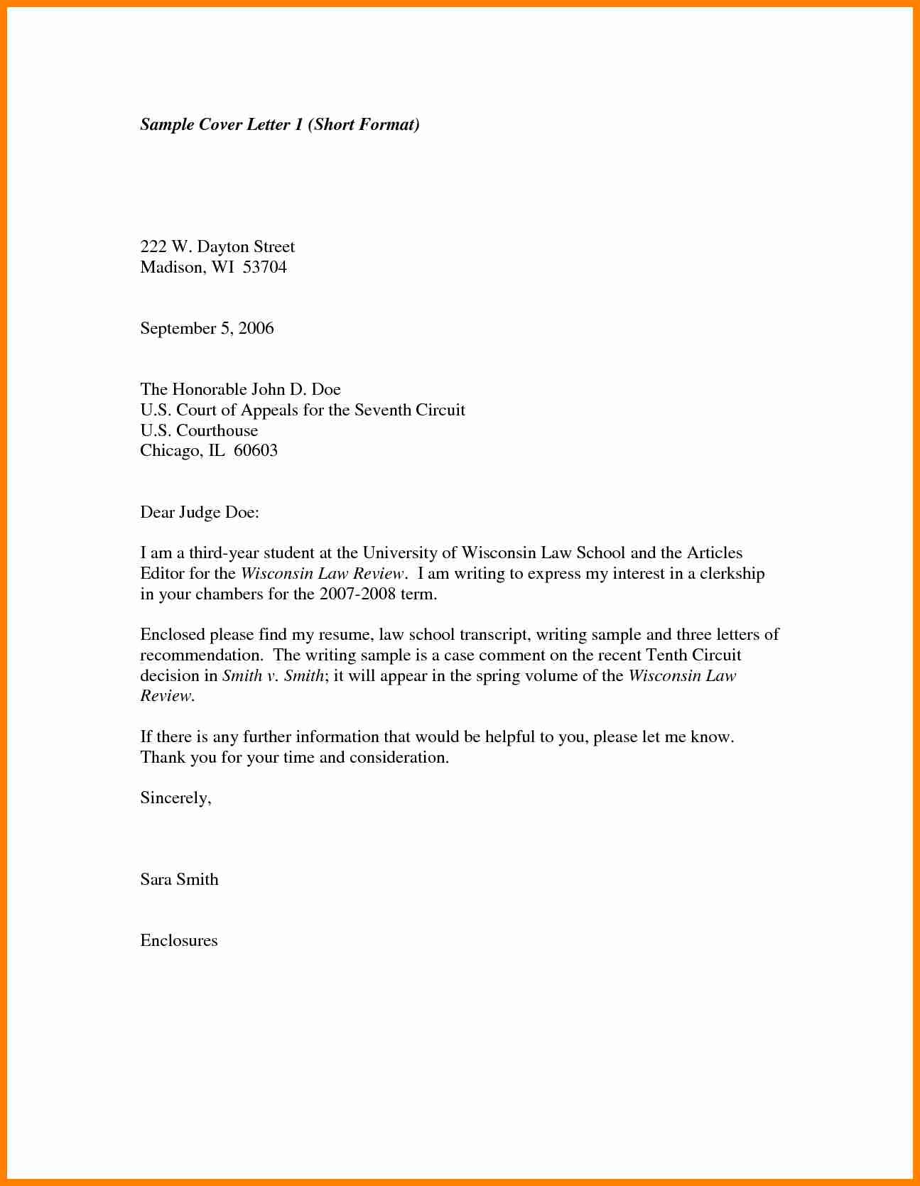 Law School Letter Of Recommendation Template - Re Mendation Letter format for Law School New Best Ideas Law