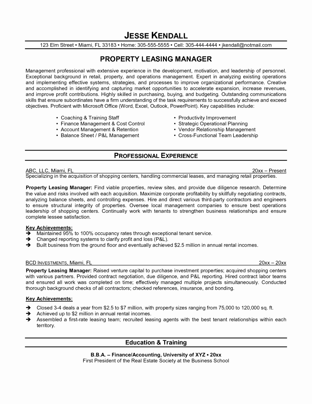 Real Estate Commission Letter Template - Real Estate Agent Resume Example Roddyschrock