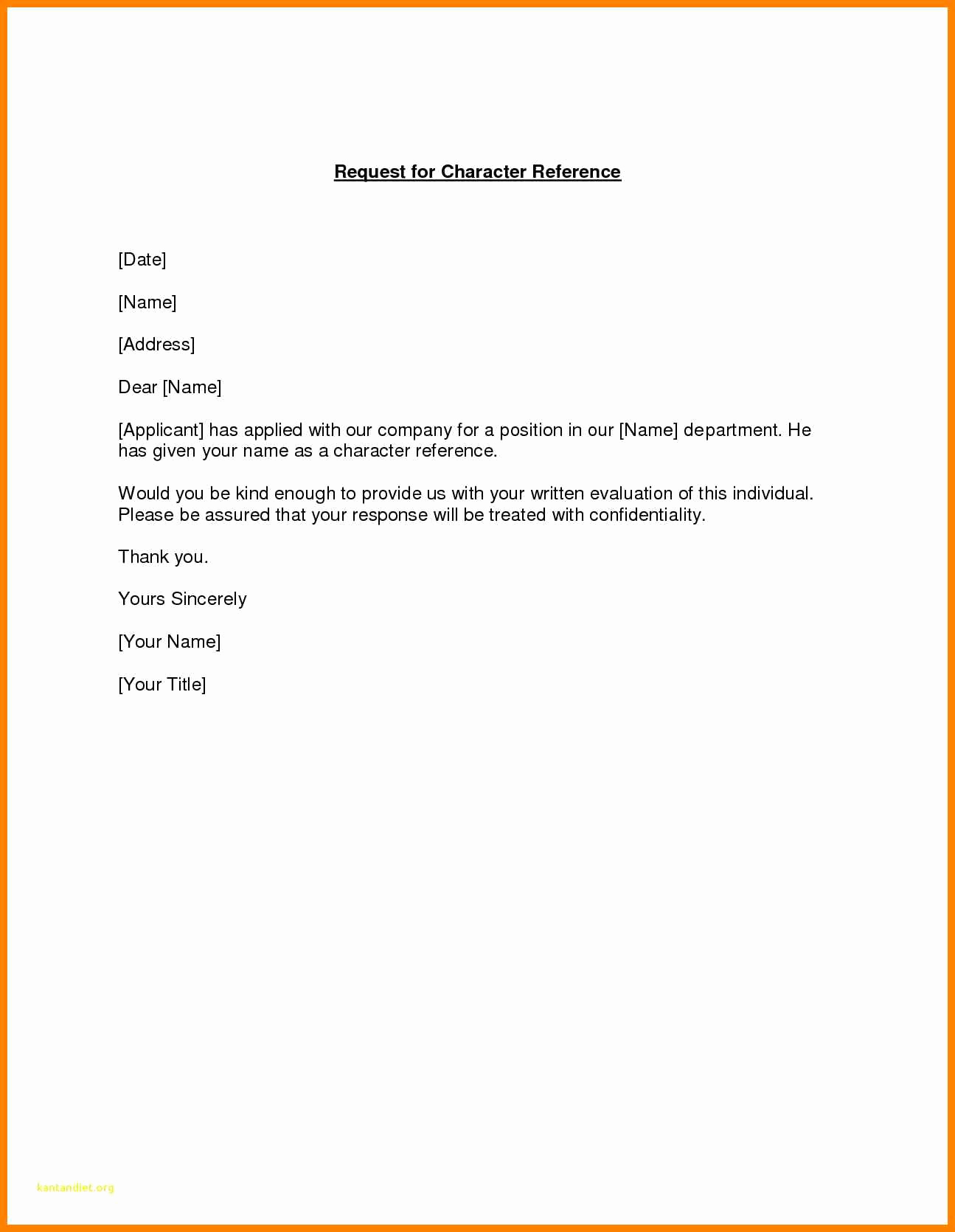 Reference Letter for Friend Character Template - Reference Letter Sample for A Friend Awesome Adoption Re Mendation