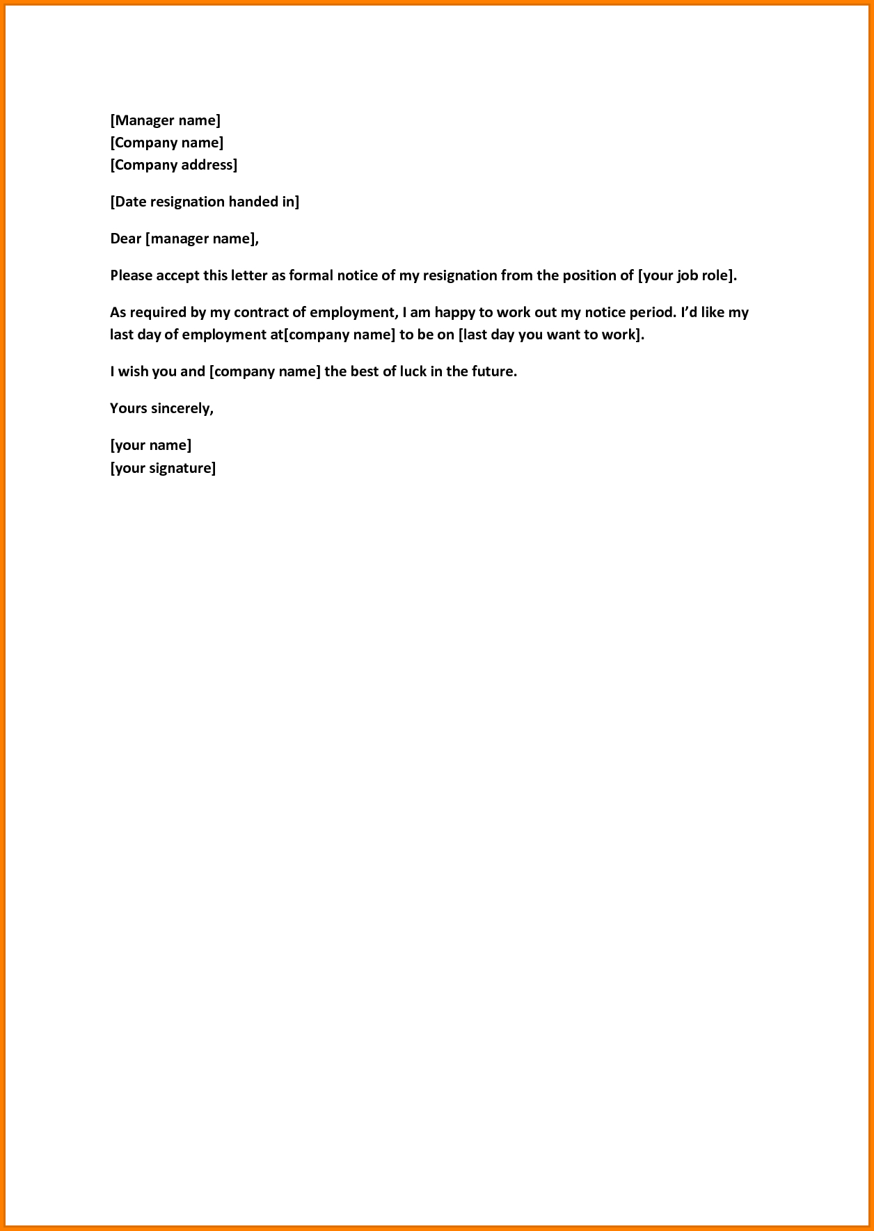 Retirement Letter to Employer Template - Resignation Letter In Chinese format New Retirement Sample Uk