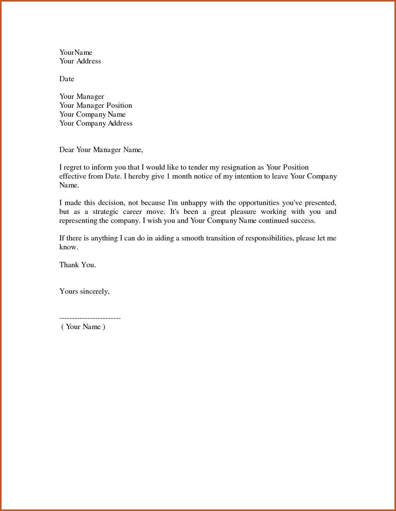 retirement letter to employer template examples letter templates