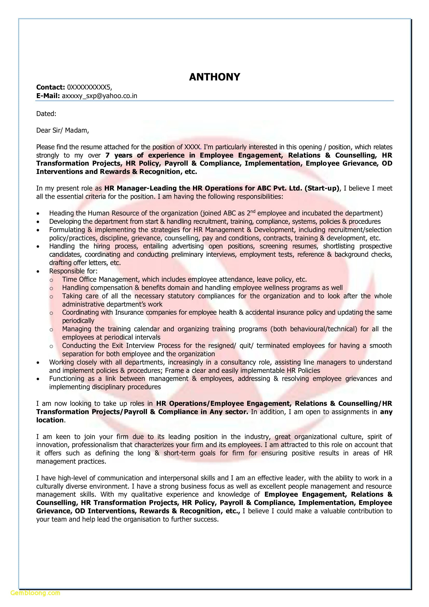 Email Letter Of Recommendation Template - Resume and Reference Template Awesome References for Resume Template