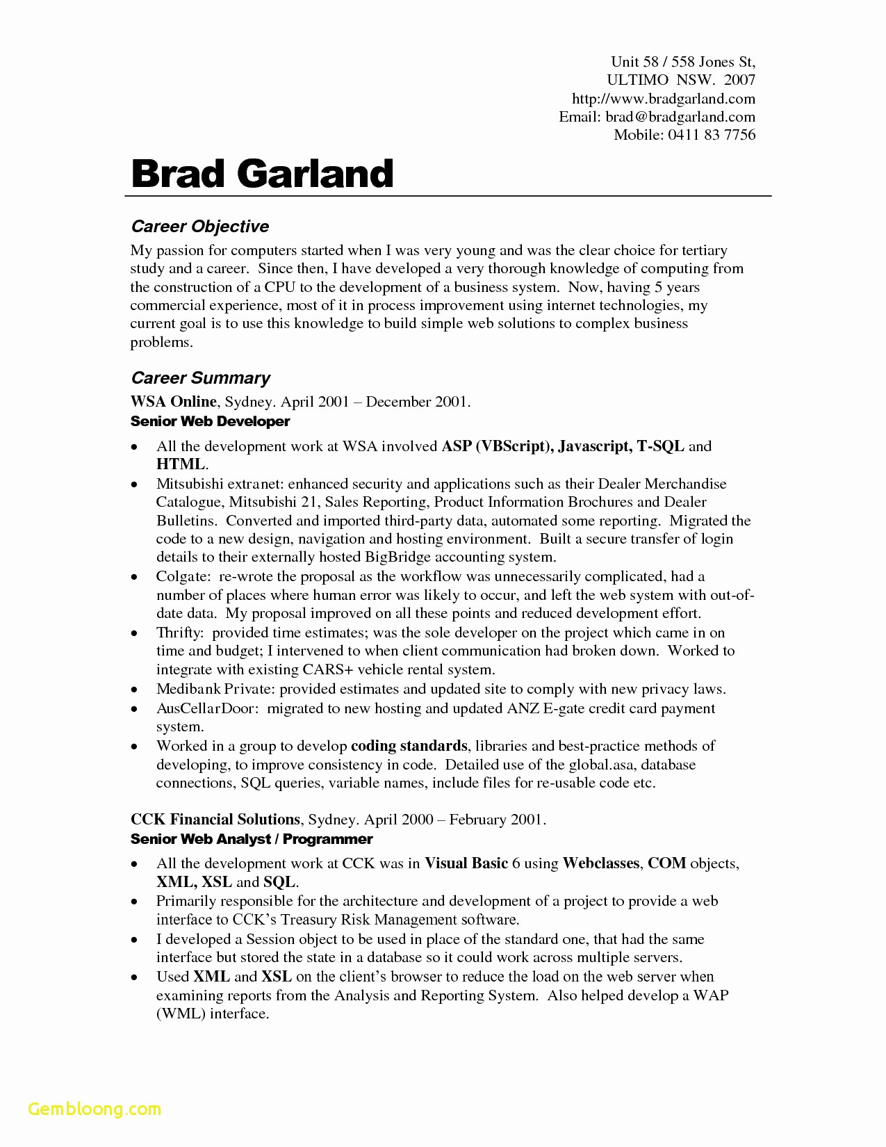 Modern Resume and Cover Letter Template - Resume Cover Letter Template Free Download Inspirational Modern Free
