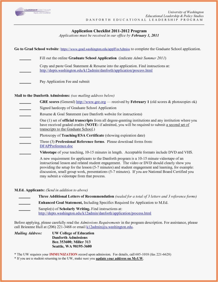 Grad School Letter Of Recommendation Template - Resume to Apply to Graduate School Professional Inspirational