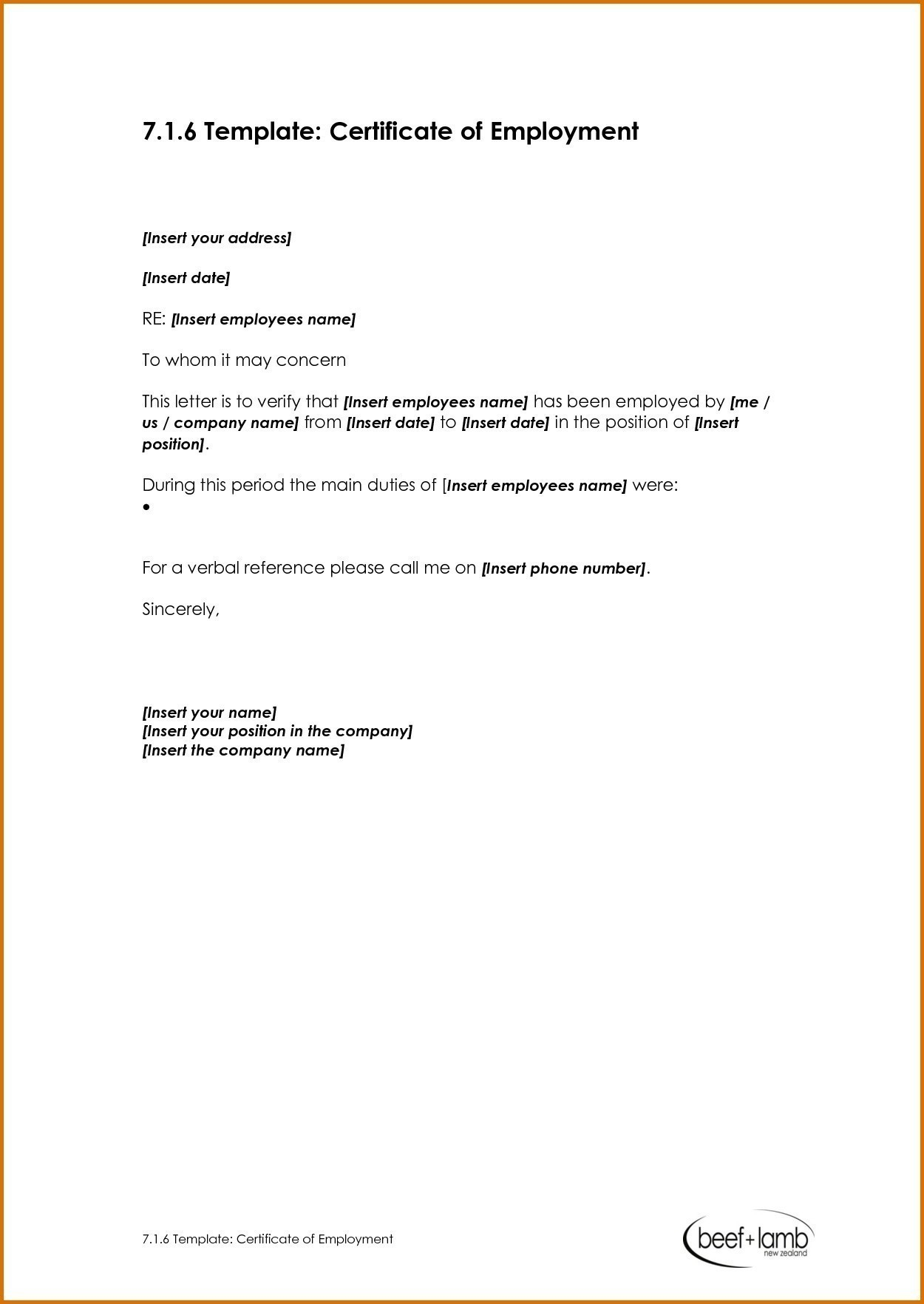 Employment Verification Letter Sample and Template - Sample Certificate Employment with Salary Indicated Best