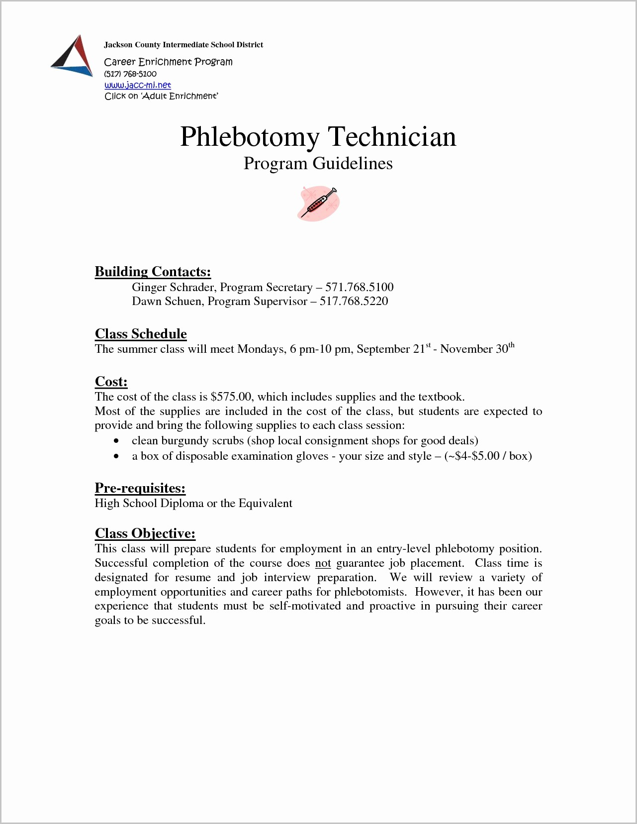 Consignment Letter Template - Sample Cover Letter for Phlebotomist with No Experience