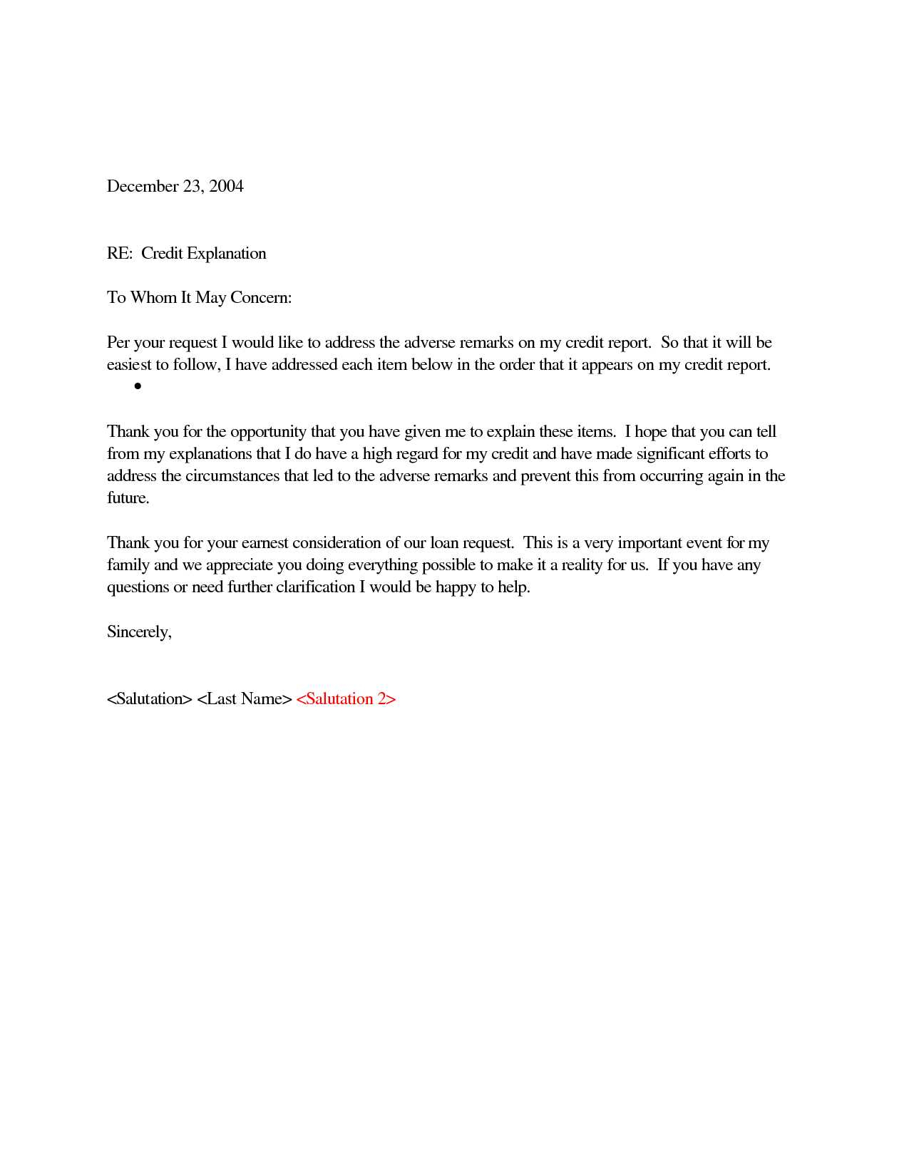609 Dispute Letter Template - Sample Credit Report or How to Write A Credit Dispute Letter that