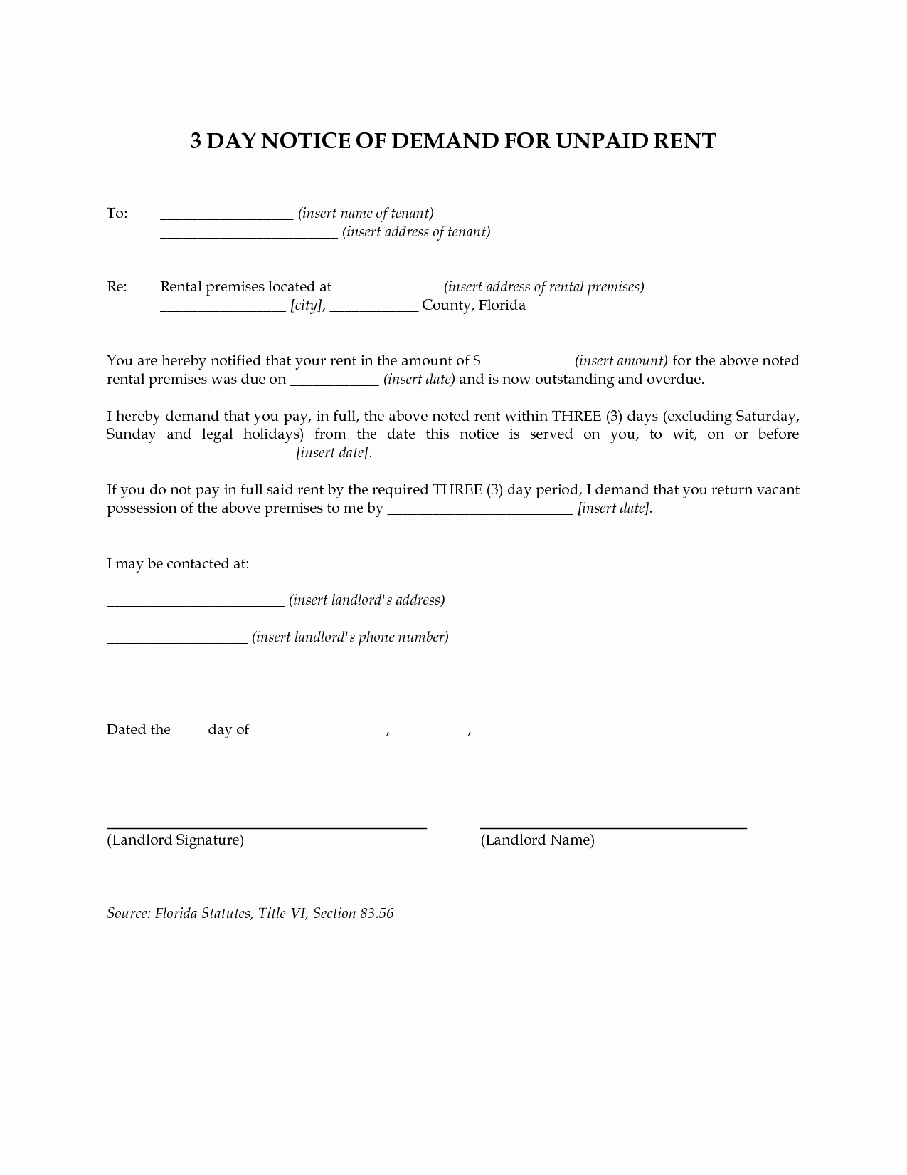 Demand Letter Template Breach Of Contract - Sample Demand Letter for Unpaid Rent Beautiful Letter Od Demand