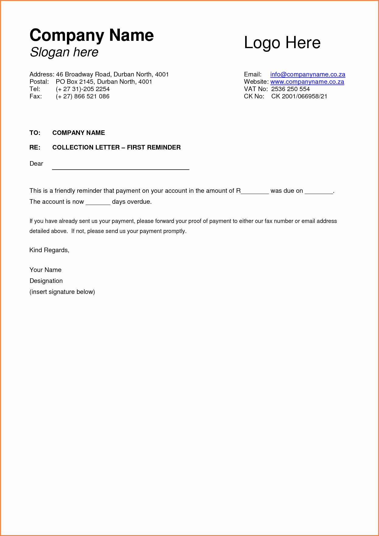 Day Demand Letter Template To Return Auto Mobile on