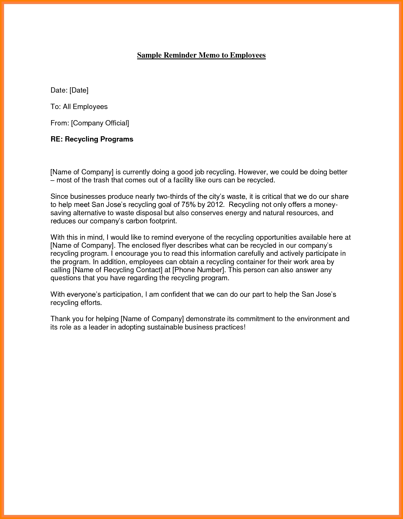 Formal Eviction Letter Template - Sample Legal Letter Template