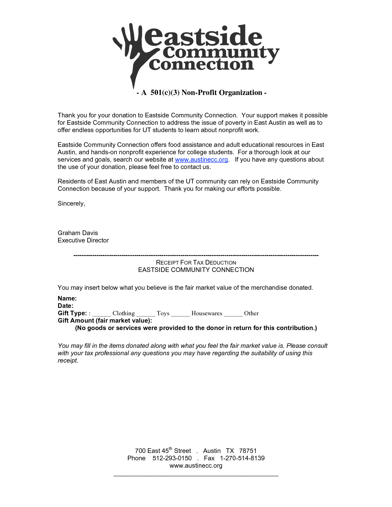 Sponsorship Letter Template for Non Profit - Sample Sponsorship Letter for Donations Beautiful Best Ideas