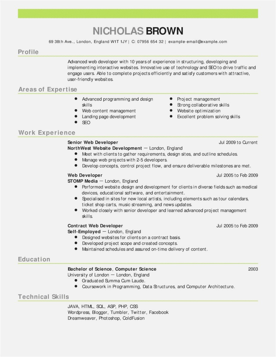 Letter Outline Template - Seo Proposals format New Write My Resume Best Resume Templats Fresh