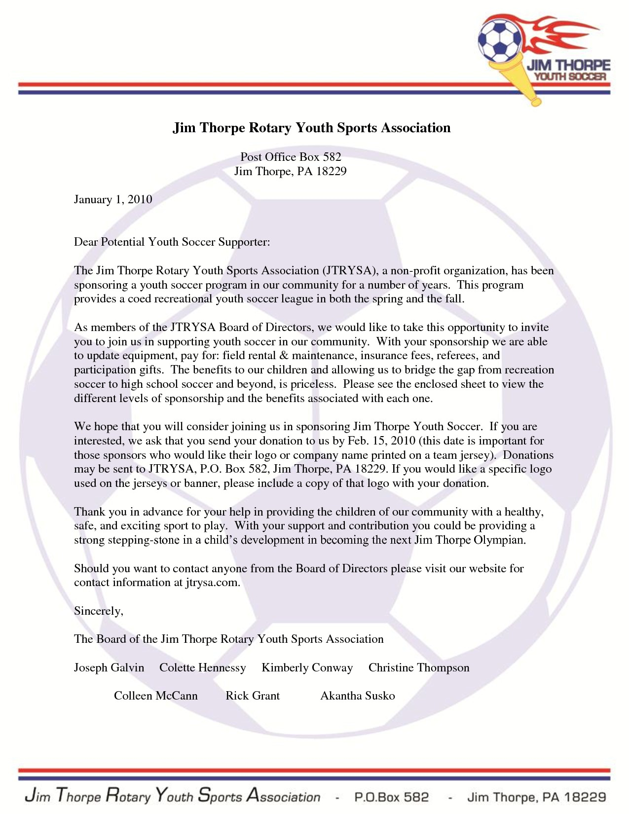 Youth Baseball Sponsorship Letter Template - Sponsorship Letter for Sports Valid How to Write A Sponsorship