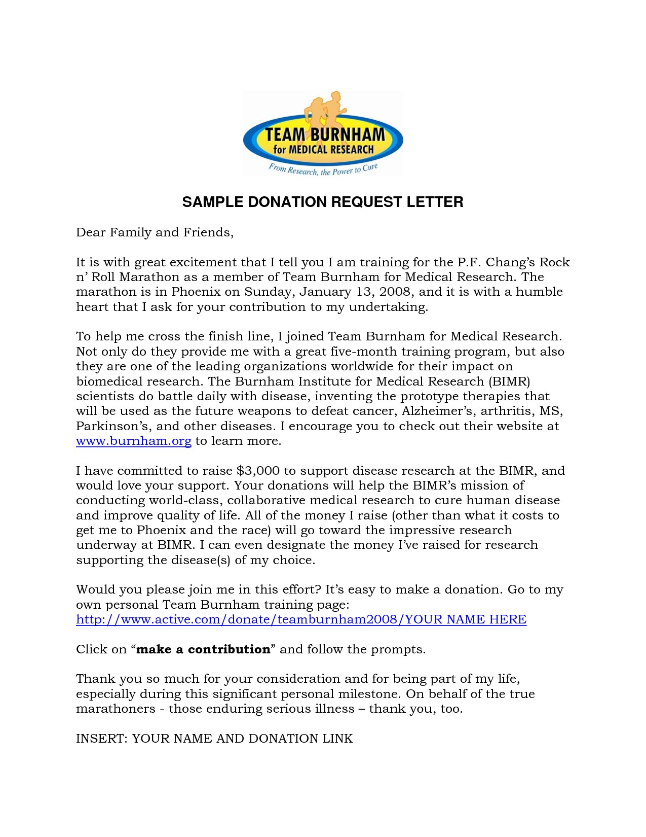 Personal Fundraising Letter Template - Sponsorship Request Letter Pdf New Sample Donation Request Letter