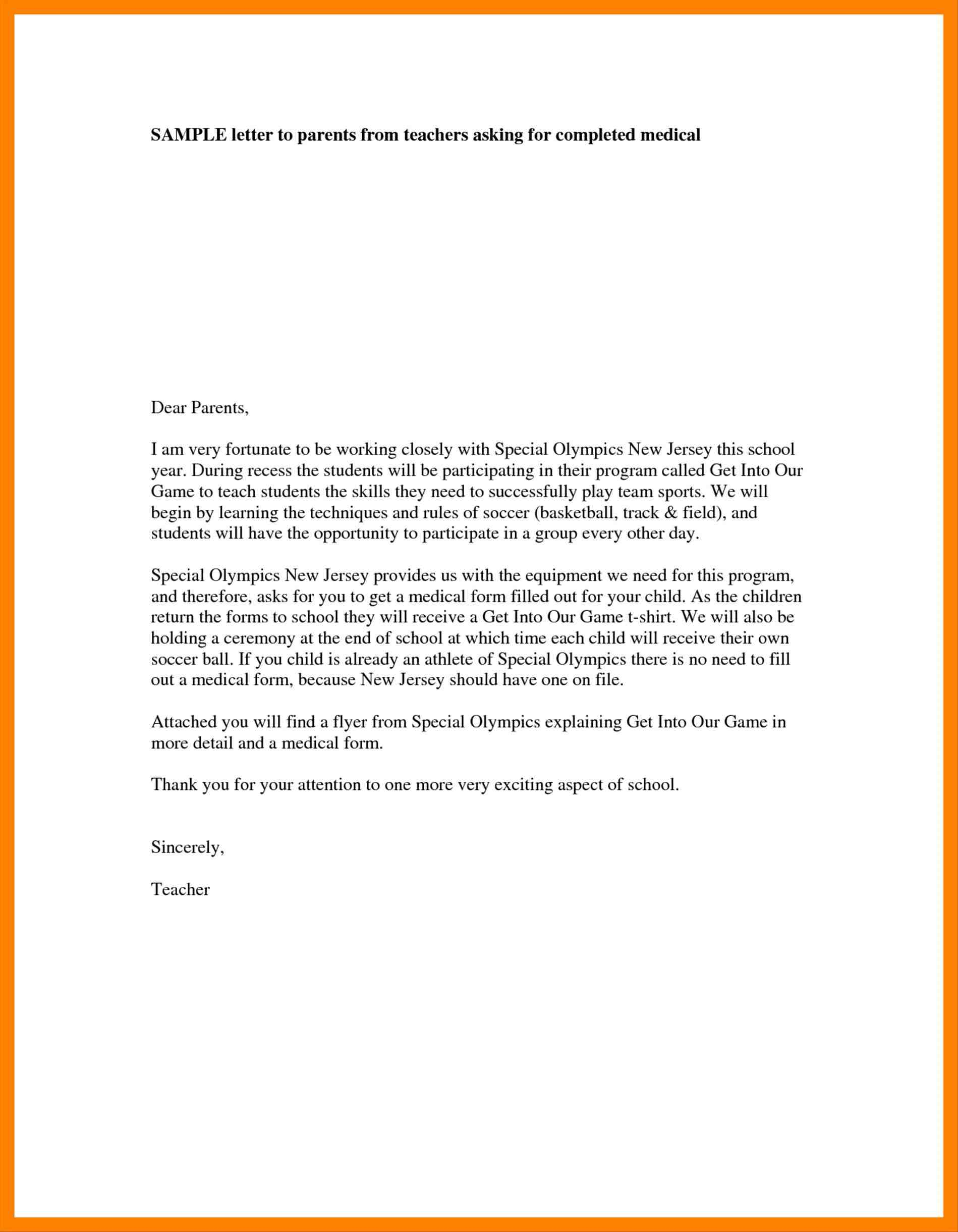 Teacher Welcome Letter to Parents Template - Teacher Wel E Letter Template Acurnamedia