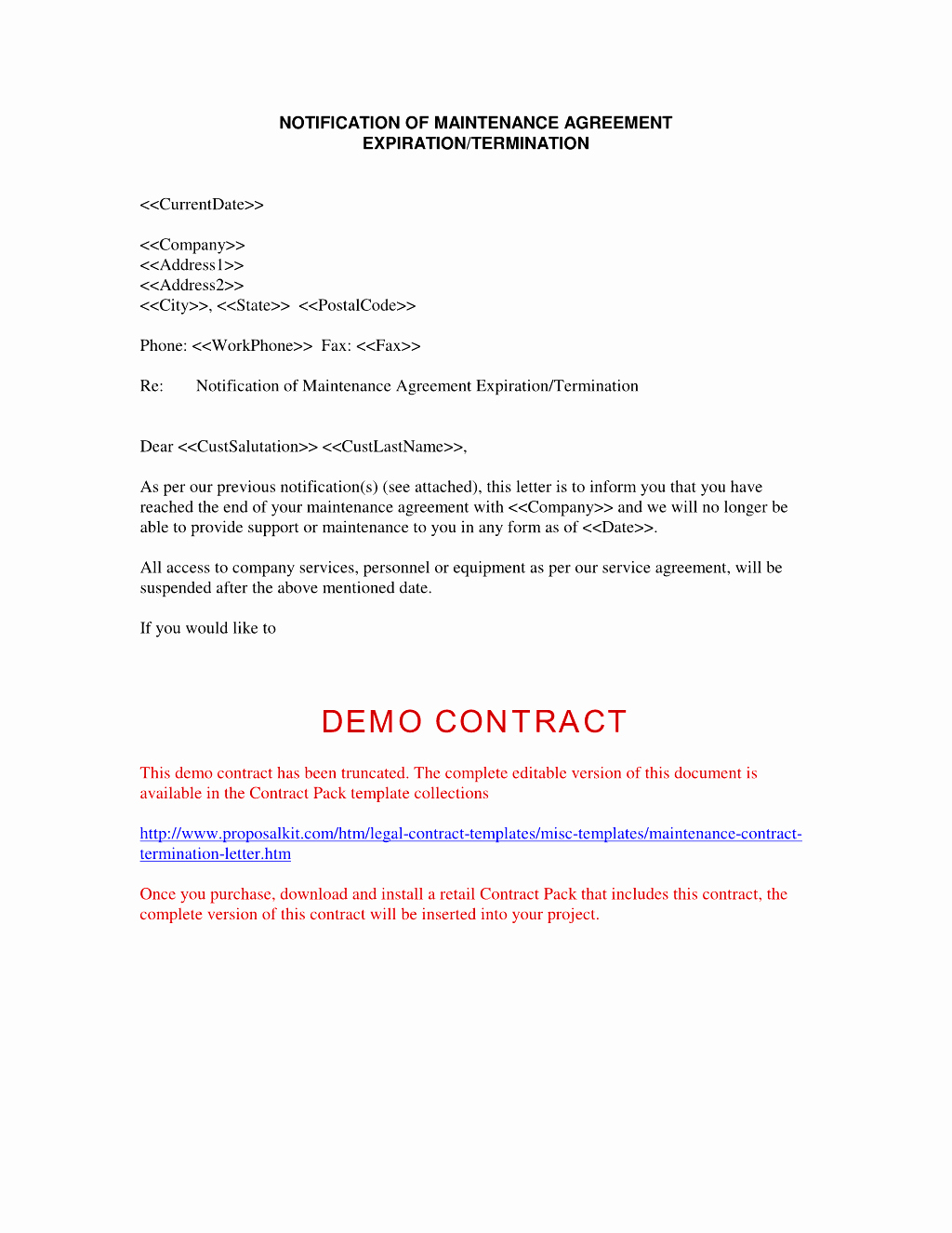 Client Termination Letter Template - Termination Contract Letter Example Elegant Termination attorney