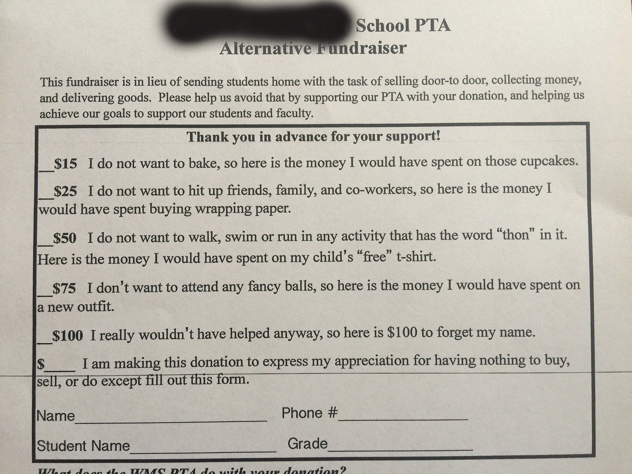 Pta Fundraising Letter Template - This May Be the Best Pta Fundraising Letter We Ve Ever Seen