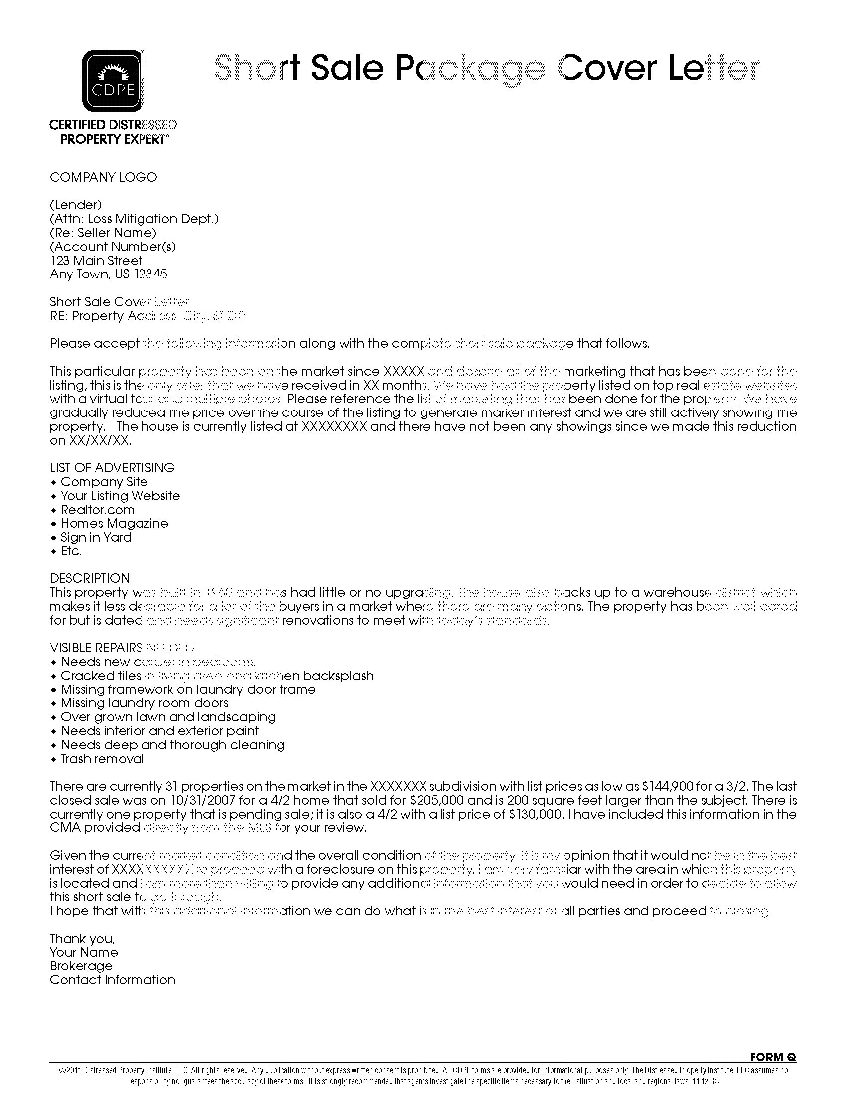 Letter to Home Seller From Buyer Template - Unique Corporate Express Templates