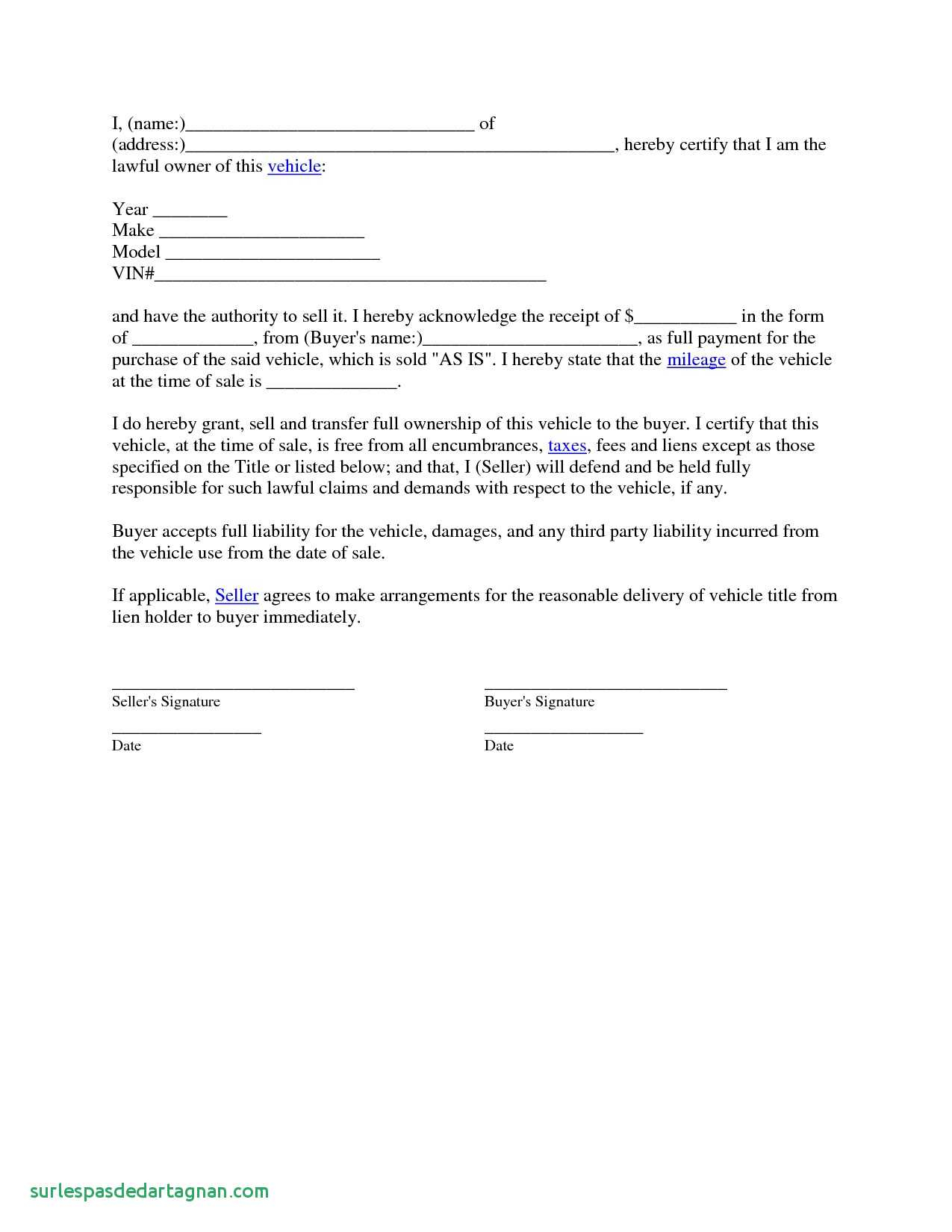 Repayment Agreement Letter Template - Vehicle Sales Agreement Beautiful toyota Proace Long Diesel 2 0d 120