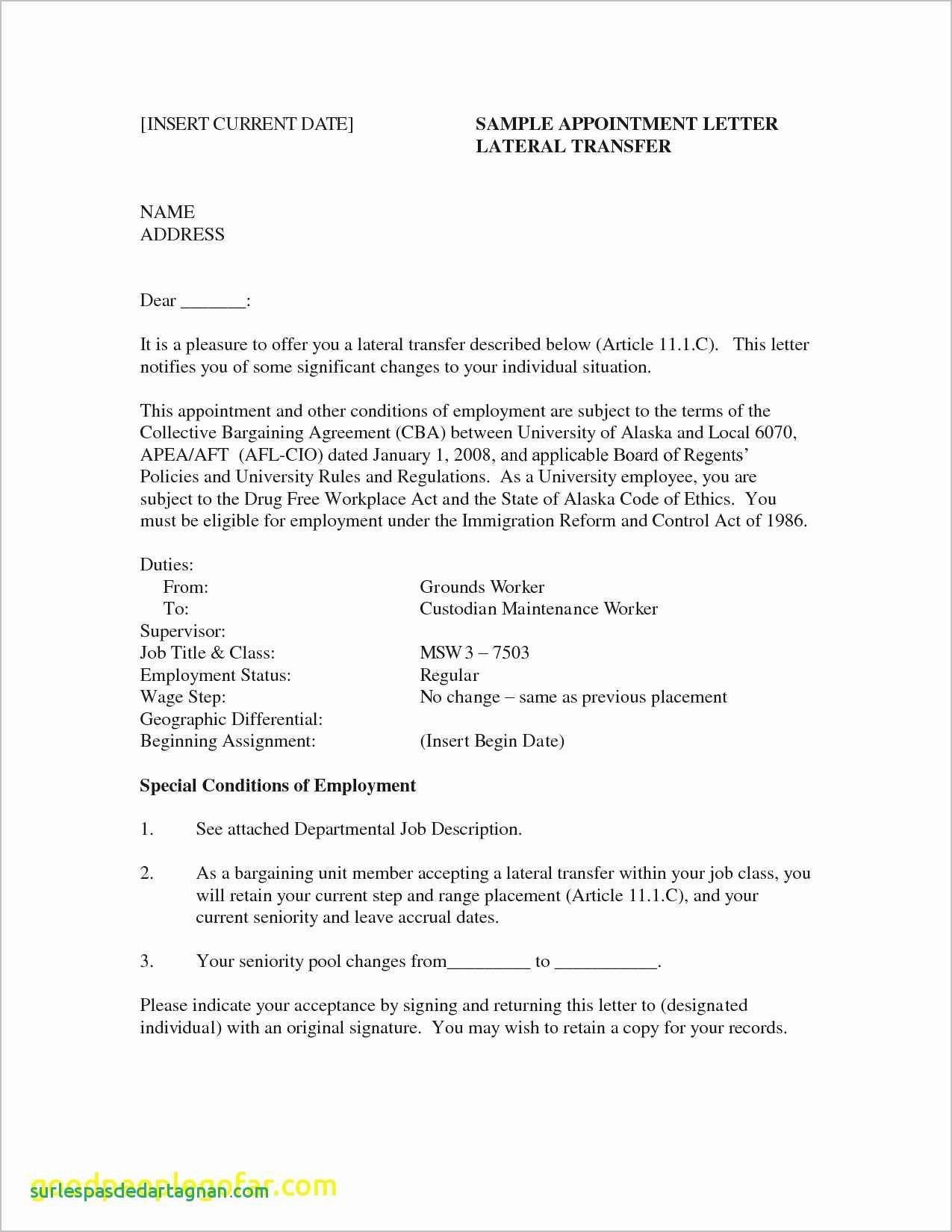 Voe Letter Template - Voe Template